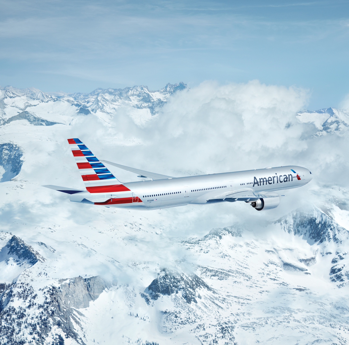 Banner American Airlines