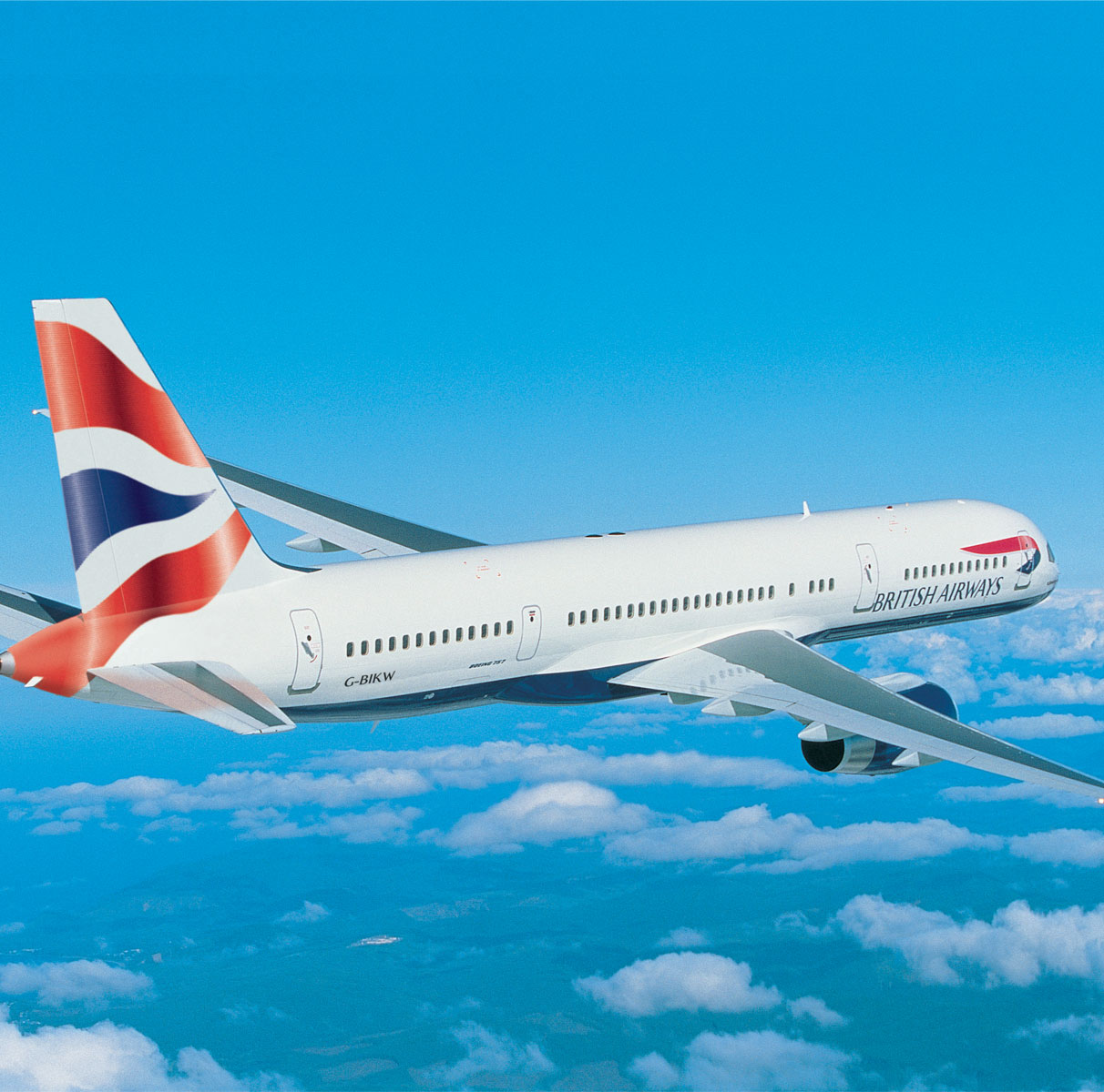 Banner British Airways